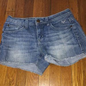 Justice premium jeans (shorts)